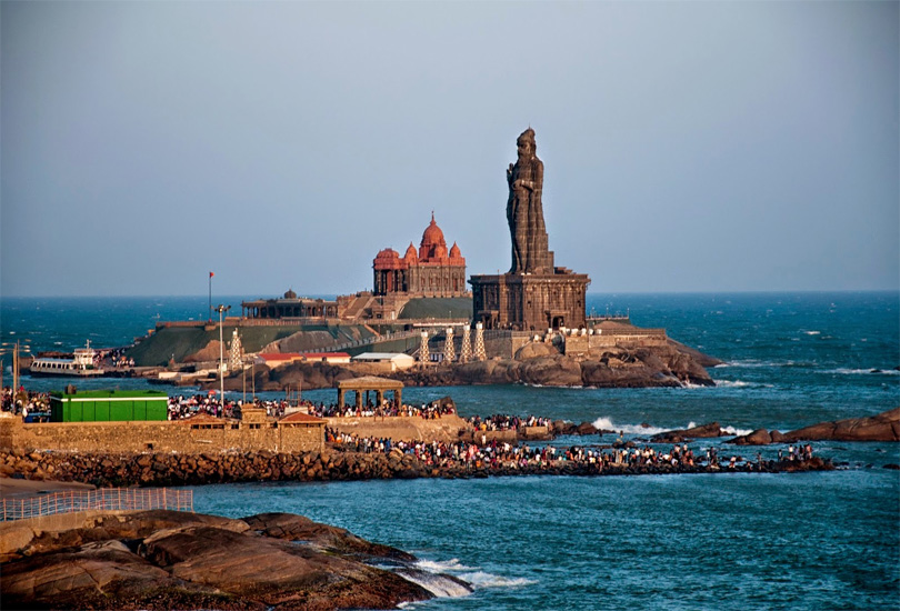 Kanyakumari beaches