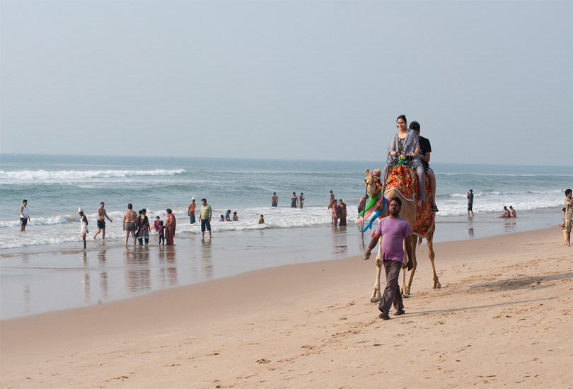 puri beach destination