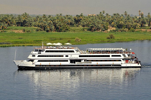 Cruise on the Nile