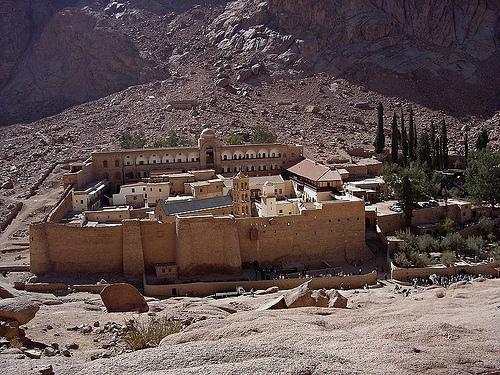 St CatherineΓÇÖs monastery