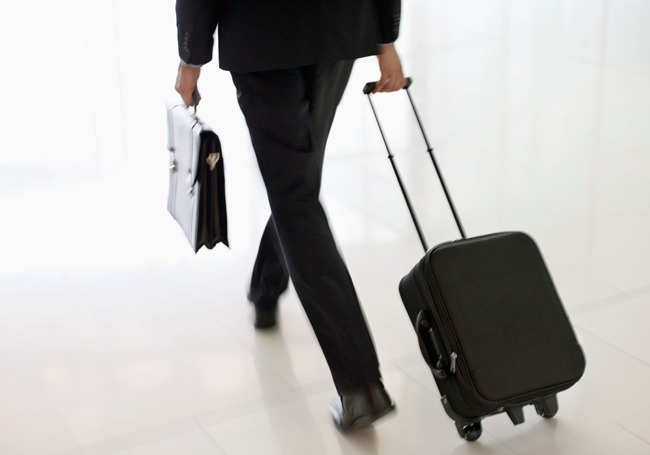 Six Reasons Business Trips Are The Best!