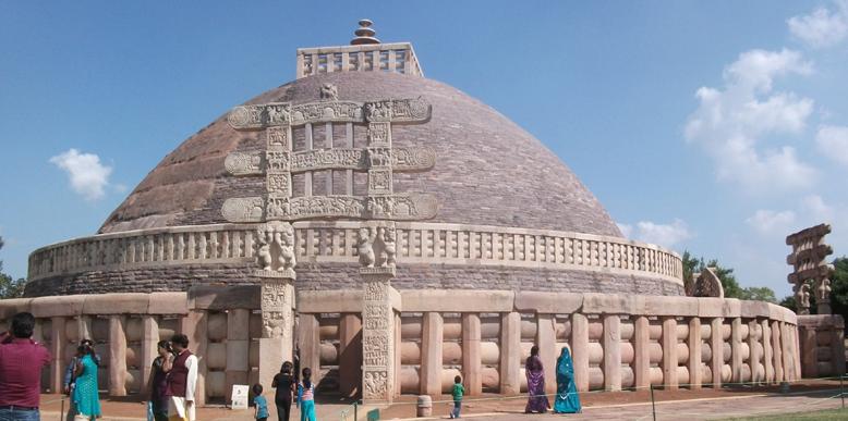 sanchi-stupa