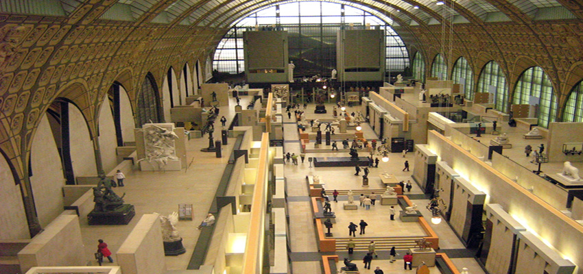 Muse d`Orsay museum