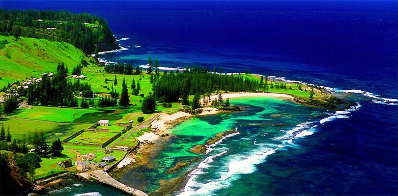 forfolk island tour