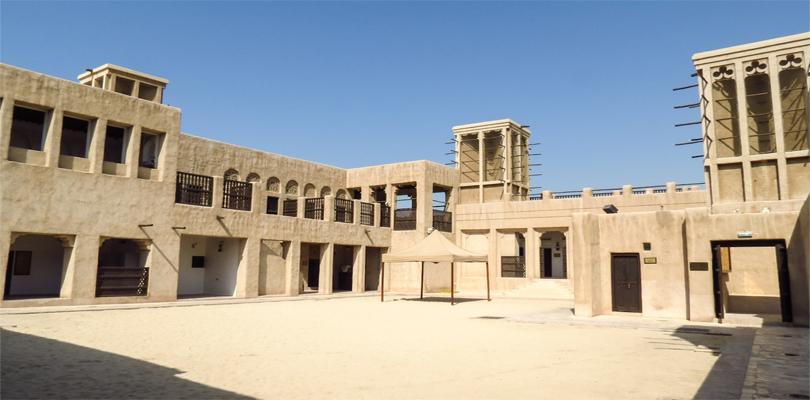 Saeed Al Maktoum House