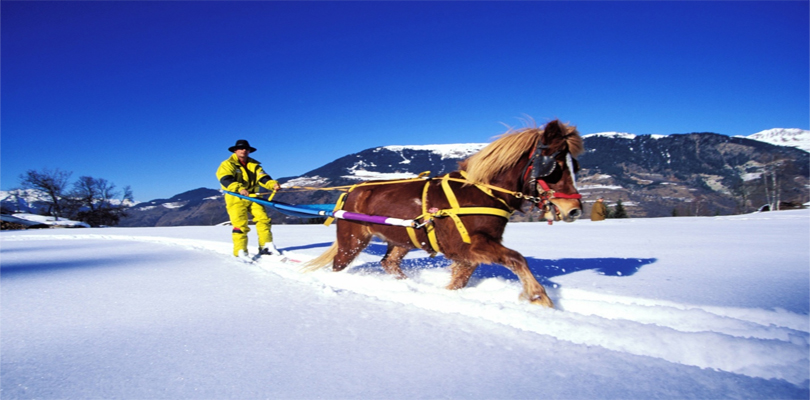 ski holiday package