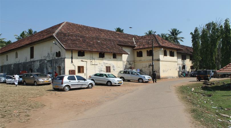 mattanchary palace kochi