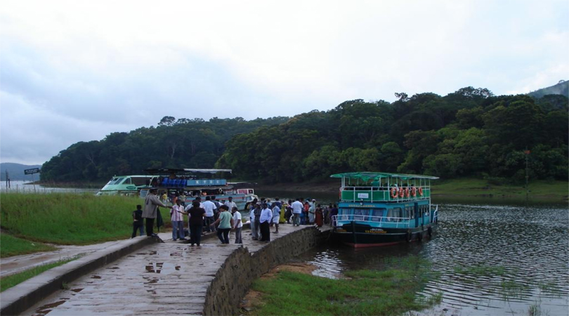 thekkady safari tour