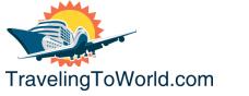 travelingtoworld logo image