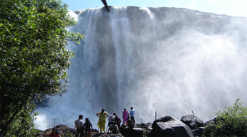 waterfalls trichur