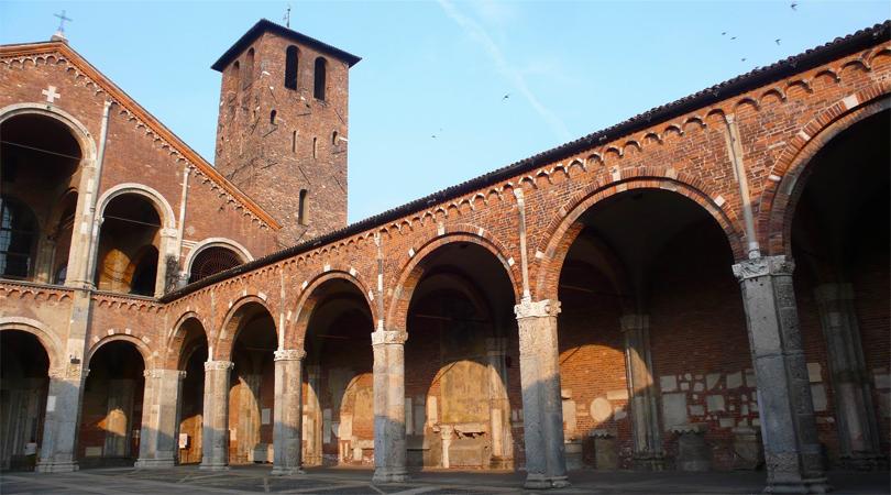 Basilica di Sant' Ambrogio