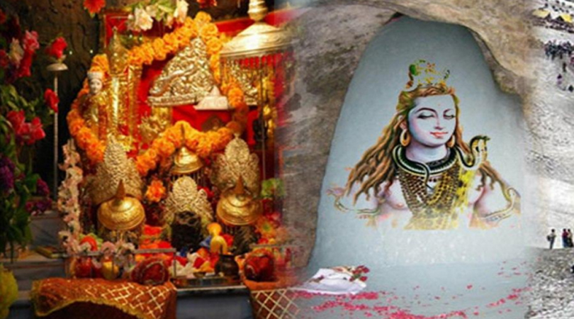 amarnath and vaishno devi
