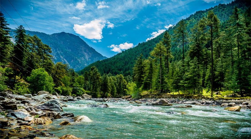 kasol a village in india