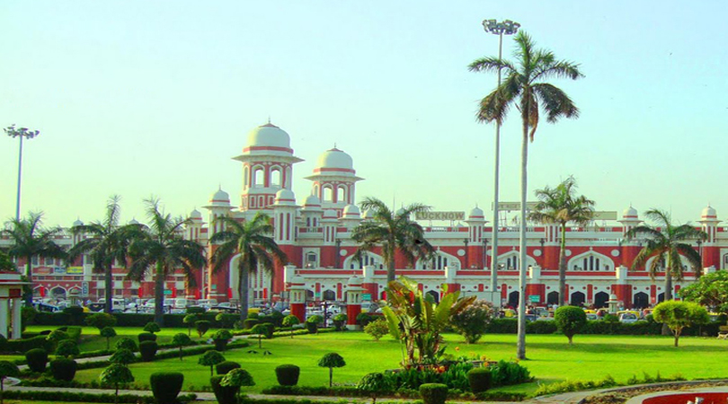 lucknow city tou