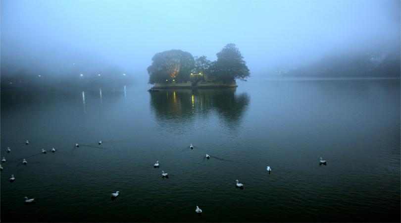 bheemtal lake