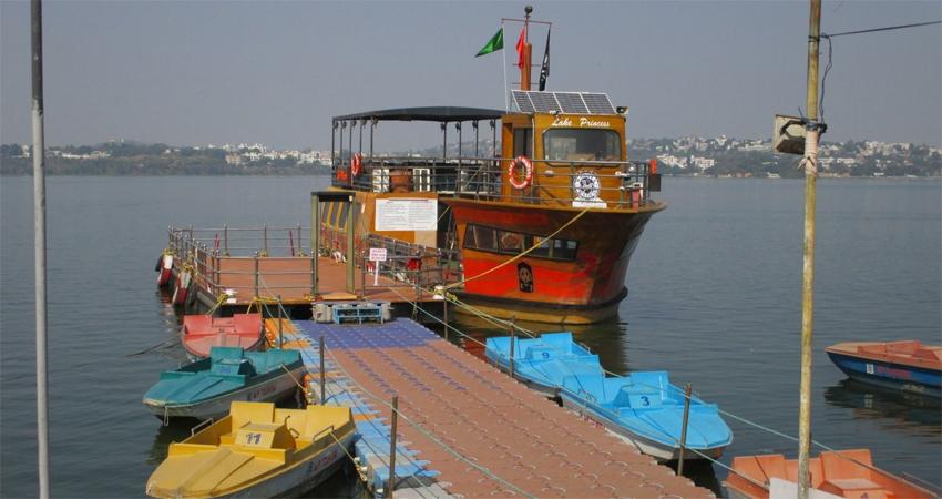 bhopal uppar lake
