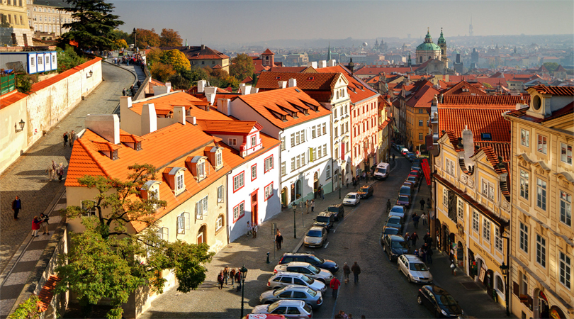 Top 7 must visit places in prague welcome to traveling for Hotel mala strana prague