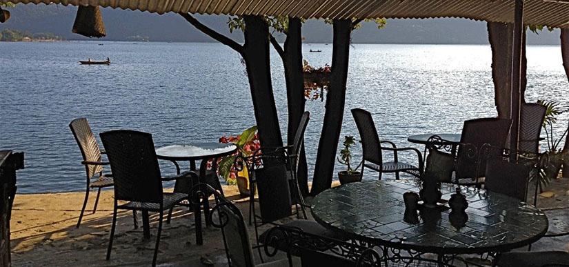 Pokhara lake side Resort