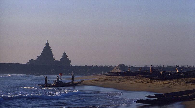 beach temple mahabalipuram