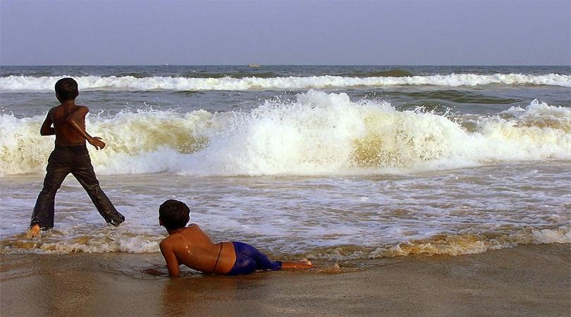 chennai manina beach