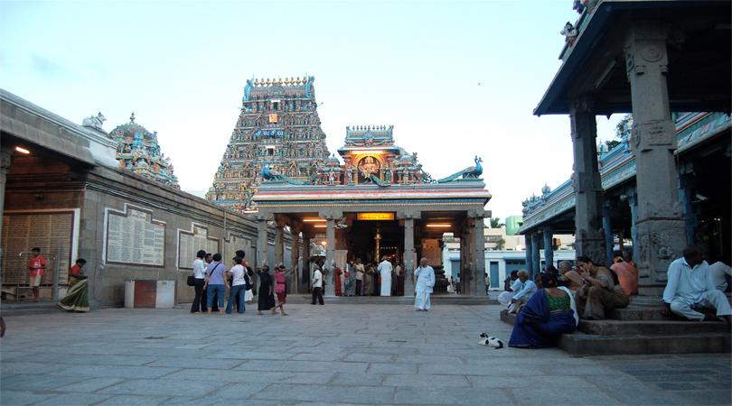 chennai temples