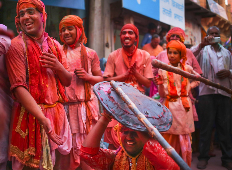 Best Places To Celebrate Holi In India Welcome To Traveling To - Indias 9 coolest cultural festivals