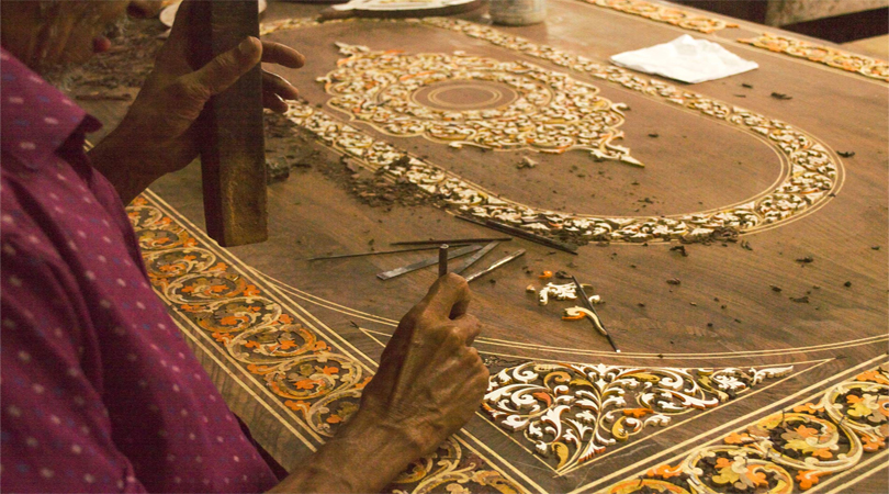 mysore handicraft