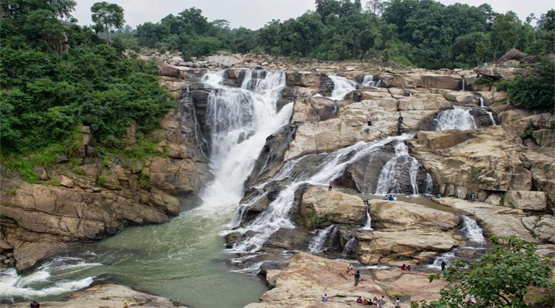 ranchi hundru falls