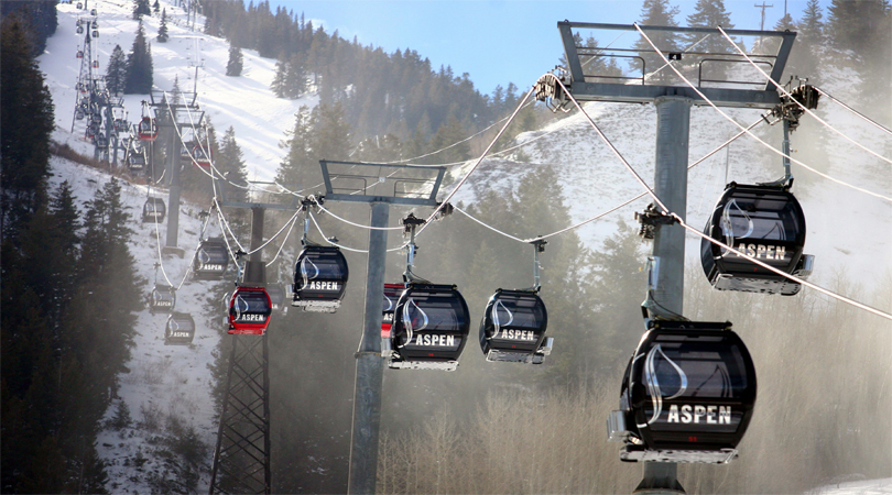 Silver Mountain Gondola