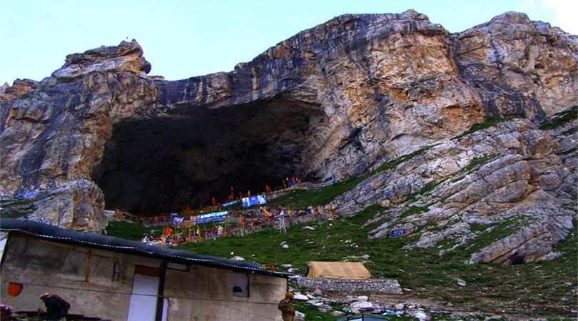amarnath temple cave