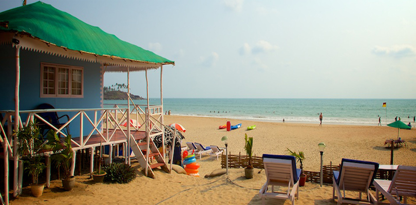 goa palolem beach
