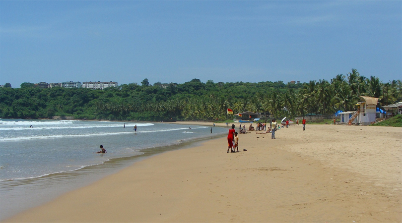 goa varca beach