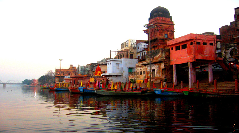 mathura travel