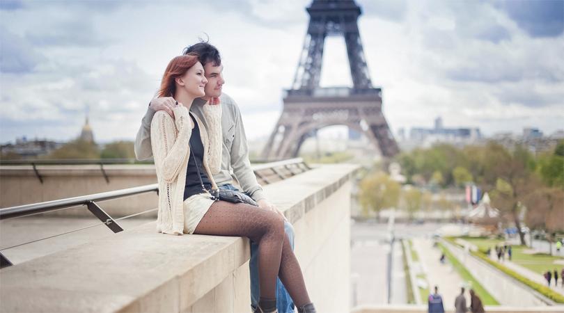 paris honeymoon tour