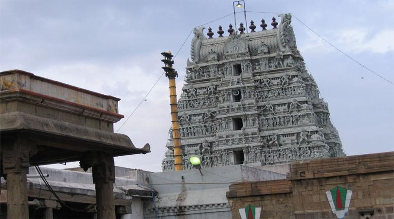 parthasarthy temple tour