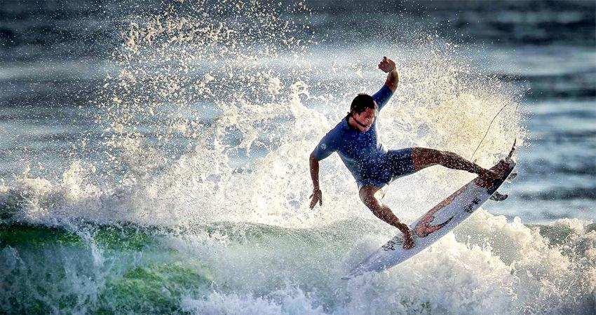 andman island surfing