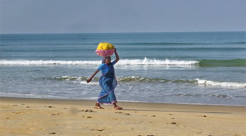 goa Betalbatim Beach