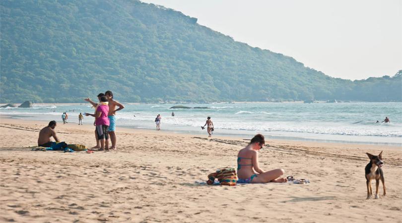 goa agonda beach