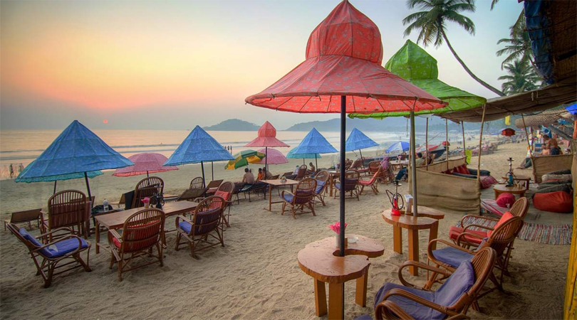 goa beach travel