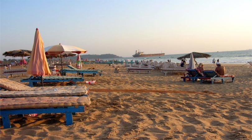 goa candolim beach