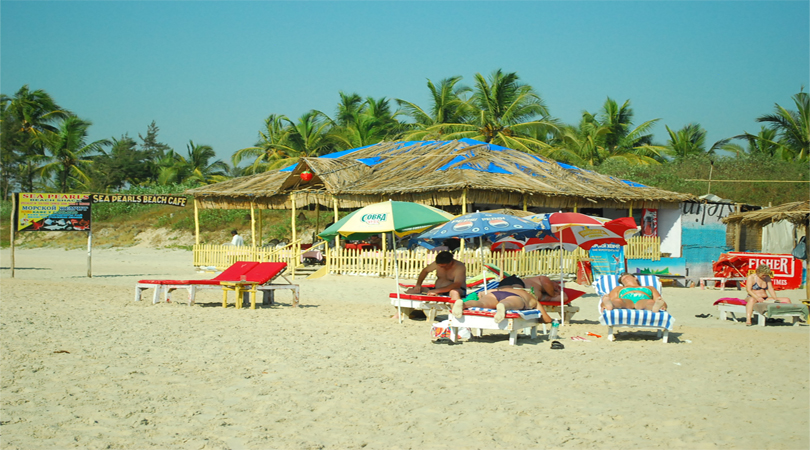goa cavelossim beach