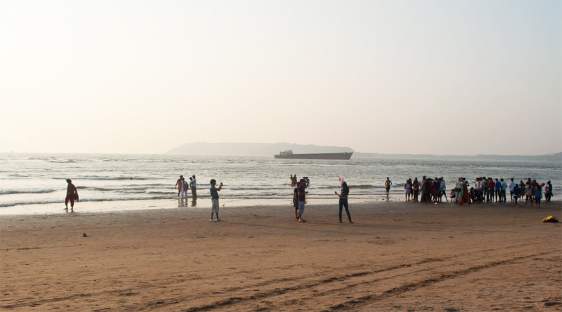 goa miramar beach