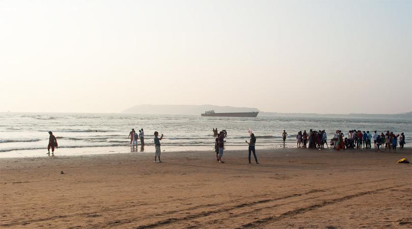 goa miramar beach