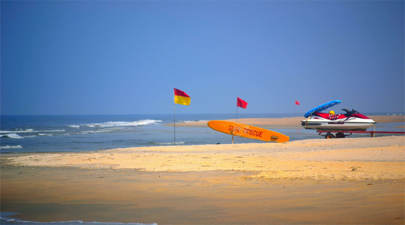 goa mobor beach
