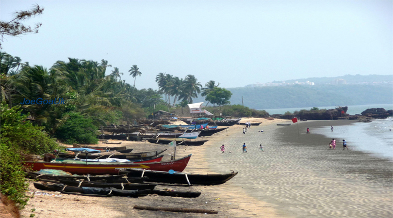 goa siridao beach