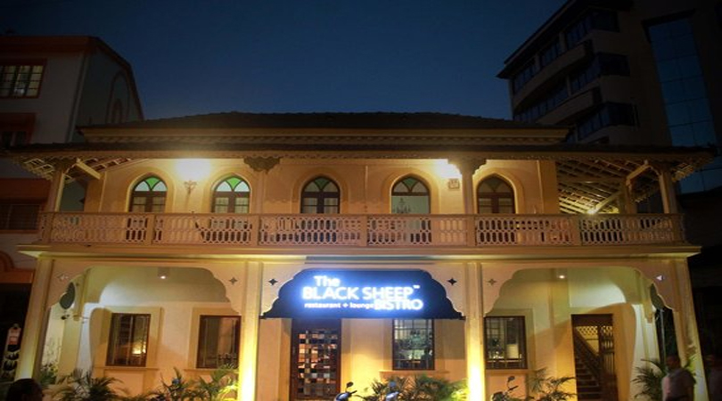the black sheep bistro goa
