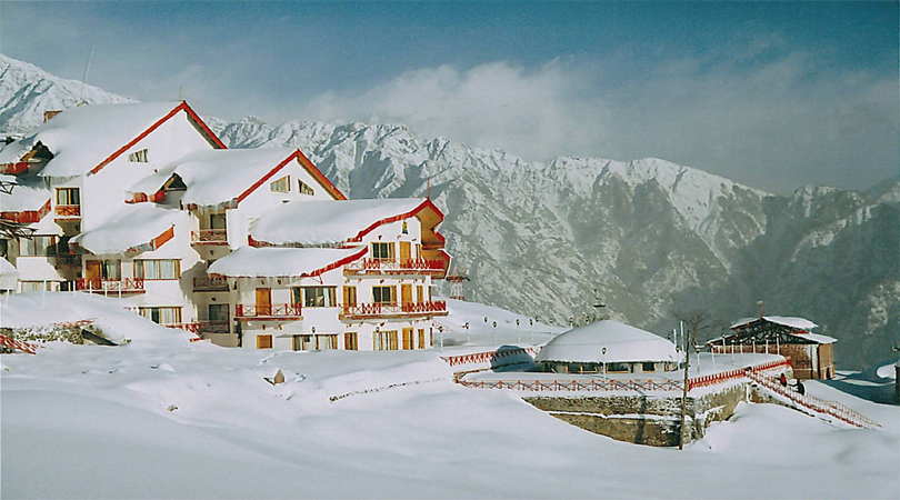 Clifftop club, Auli