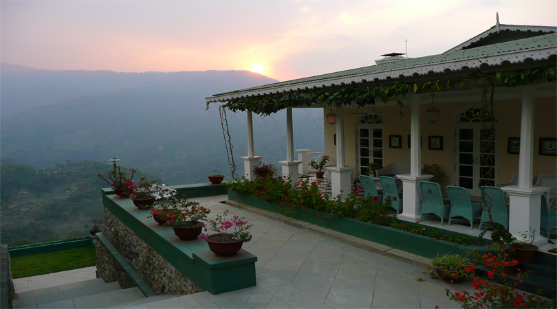 Glenburn Tea Estate and Boutique Hotel, Darjeeling