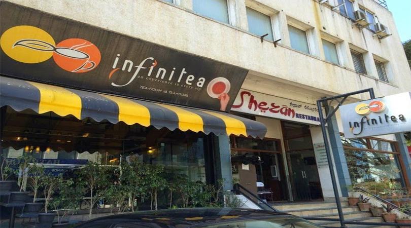 Infinite Tea Room & Tea Store bangalore