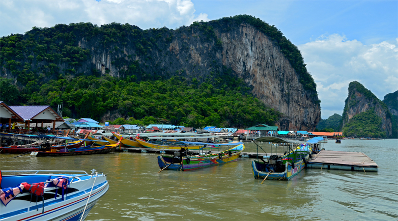Ko Panyi, Thailand